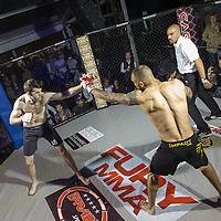 Alex Montagnani vs. Michael Beaumont