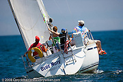 Blue Note racing in the Flip Flop Regatta.