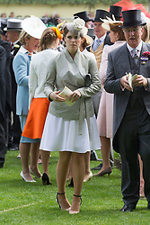 Princess Eugenie at Royal Ascot. Image ©Licensed to i-Images Picture Agency. 19/06/2014. Ascot, United Kingdom. Royal Ascot. Ascot Racecourse. Picture by i-Images