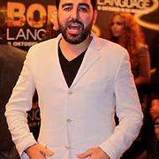 NLD/Amsterdam/20111004 - Premiere Body Language, Mimoun Ouled Radi
