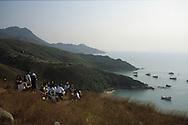 Hong Kong. the island, the power plant  Lama        /  le parc national de L'ile de Lama   /  l'île,  la centrale électrique  Lama       /  R94/17    L1098  /  R00094  /  P0001927