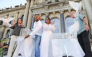 8 Dec Interfaith service Grand Parade Cape Town