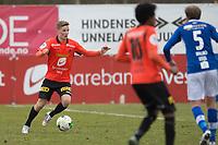 Fotball<br /> 17.04.2016<br /> OBOS lIgaen<br /> Åsane - Ranheim<br /> Stian Nygaard (L) og Senai Hagos (M) , Åsane<br /> Eirik Holmvik Malmo (R) , Ranheim<br /> Foto: Astrid M. Nordhaug, Digitalsport