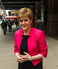 First Minister in the Big Apple | New York | 7 April 2017