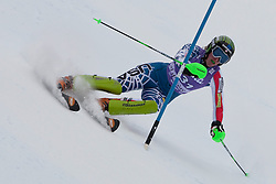 19.12.2010, Val D Isere, FRA, FIS World Cup Ski Alpin, Ladies, Super Combined, im Bild Stacey Cook (USA) whilst competing in the Slalom section of the women's Super Combined race at the FIS Alpine skiing World Cup Val D'Isere France. EXPA Pictures © 2010, PhotoCredit: EXPA/ M. Gunn / SPORTIDA PHOTO AGENCY