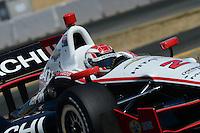 Ryan Briscoe, Indy Grand Prix of Sonoma, Infineon Raceway, Sonoma, CA 08/26/12