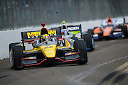 March 20-23, 2013 - St. Petersburg Grand Prix. Servia, Oriol, Panther Dreyer & Reinbold Racing