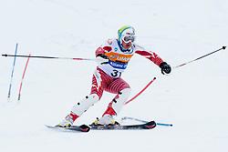 HARAUS Miroslav, SVK, Super Combined, 2013 IPC Alpine Skiing World Championships, La Molina, Spain