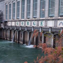 Gorge Dam Powerhouse, North Cascades National Park, Washington, US