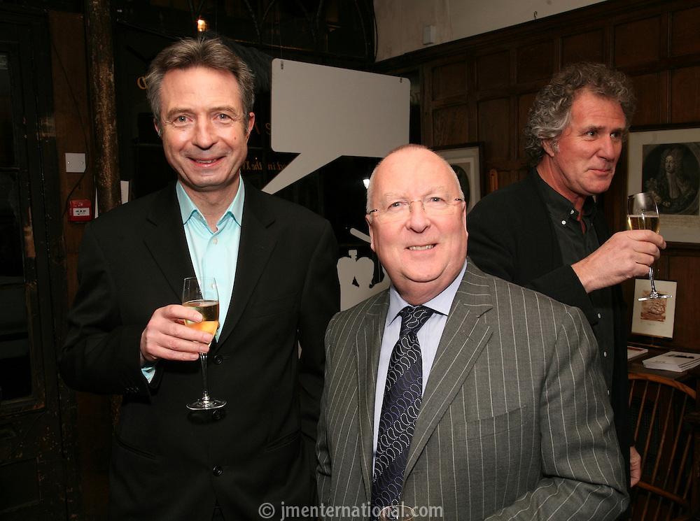 Steve Knott and Neil Warnock