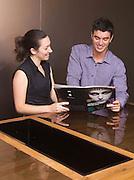 Corporate Brochure Shoot.