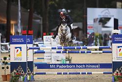 Schmid, Maximillian (GER) Cassia de Lys<br /> Paderborn - Paderborn Challenge 2016<br /> © www.sportfotos-lafrentz.de