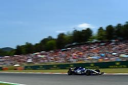 May 15, 2017 - Montmelo, Spanien - 170514  Marcus Ericsson, SWE, under Spaniens Grand Prix den 14 maj 2017 i Barcelona  (Credit Image: © Patrik Lundin/Bildbyran via ZUMA Wire)