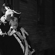 Town Crier, Candle Light Stroll at Strawbery Banke, Portsmouth, NH Dec. 2010