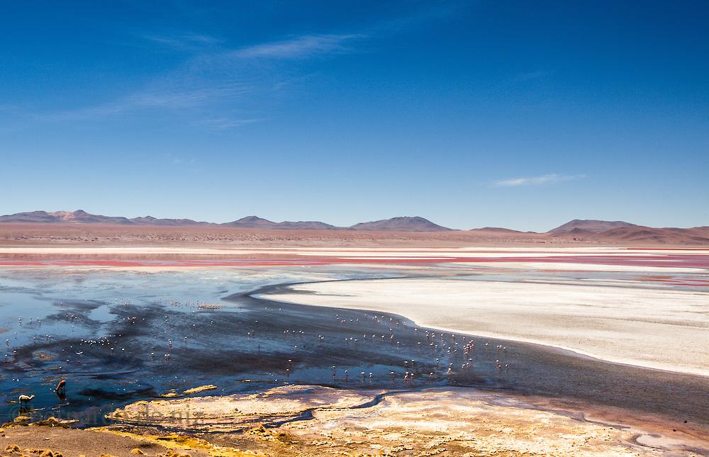The world's largest salt flat, Salar de Uyuni in Bolivia. Photographer: Bernardo De Niz