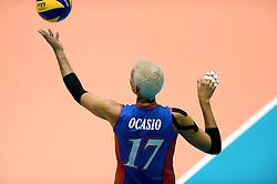 08-08-2014 NED: FIVB Grand Prix Nederland - Puerto Rico, Doetinchem<br /> Sheila Ocasio