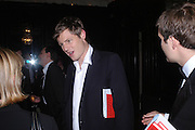 Zac Goldsmith and Ben Goldsmith. andrew Roberts and Leonie Frieda celebrate the publication of Andrew's 'Waterloo: Napoleon's Last Gamble' and the paperback of Leonie's 'Catherine de Medic'i. English-Speaking Union, Dartmouth House. London. 8 February 2005. ONE TIME USE ONLY - DO NOT ARCHIVE  © Copyright Photograph by Dafydd Jones 66 Stockwell Park Rd. London SW9 0DA Tel 020 7733 0108 www.dafjones.com