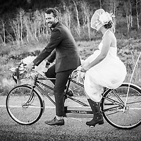 Bike Weddings for Ride the Rockies