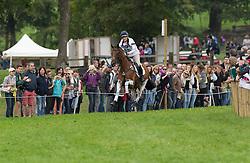 Zara Philips, (GBR), High Kingdom - Eventing Cross - Alltech FEI World Equestrian Games™ 2014 - Normandy, France.<br /> © Hippo Foto Team - Dirk Caremans