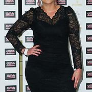 London, England, UK. 30th November 2017. Despina Droushiotis attends the Urban Music Awards at Porchester Hall, London, UK.