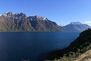Lake Wakitipu, Queenstown, New Zealand