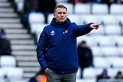 Sunderland manager Phil Parkinson - Mandatory by-line: Robbie Stephenson/JMP - 22/02/2020 - FOOTBALL - Stadium of Light - Sunderland, England - Sunderland v Bristol Rovers - Sky Bet League One