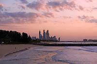 Emirats Arabes Unis, Dubai, Jumeirah beach // United Arab Emirates, Dubai, Jumeira beach