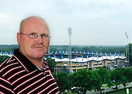 Willem II supporter Jan van Gestel