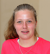 Juniorenspielerin Lena Rueffer (GER),.Nachwuchs,Junior,Einzelbild,Halbkoerper,.Hochformat,DTB Lehrgang,