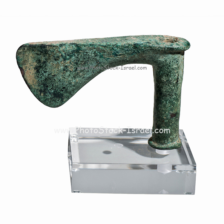 Cast Bronze Axe 2nd Millennium BC 15.8 cm
