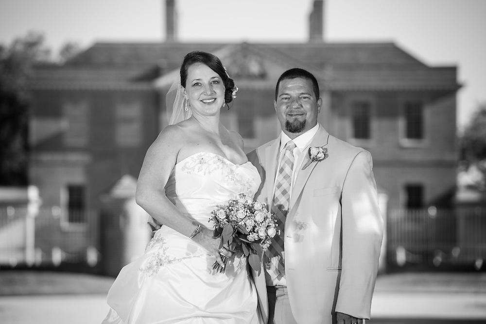 Shawn and Chris Wedding | New Bern Photographers