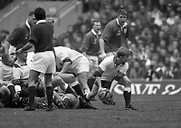 Ireland V England at Twickenham Stadium in London, 17/03/1996 (Part of the Independent Newspapers Ireland/NLI Collection).