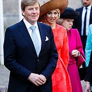 NLD//Middelburg20160421 - Four Freedoms Awards 2016, Konining Maxima en Koning Willem-Alexander