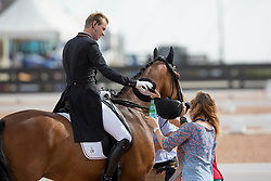 Rothenberger Soneke, GER, Cosmo 59<br /> World Equestrian Games - Tryon 2018<br /> © Hippo Foto - Sharon Vandeput<br /> 15/09/2018