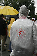 Roland Garros. Paris, France. May 27th 2007..Rain interrupts matches.