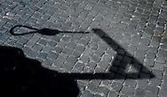 Roma 26 Giugno 2011.Manifestazione promossa dal Gruppo Carceri di Radicali Italiani, per denunciare le condizioni di tortura a cui sono quotidianamente sottoposte le migliaia di reclusi negli istituti di pena italiani,e ricordare la tragedia degli ottocento morti in carcere dal 2002  a oggi in occasione della Giornata internazionale Onu contro la tortura, a Piazza Navona. La manifestazione si svolge sotto una forca.