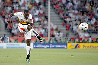 Fotball<br /> VM 2006<br /> Foto: Dppi/Digitalsport<br /> NORWAY ONLY<br /> <br /> FOOTBALL - WORLD CUP 2006 - STAGE 1 - GROUP D - ANGOLA v PORTUGAL - 11/06/2006 - MATEUS (ANG)