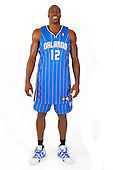 Orlando Magic's Dwight Howard