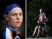 """""""Ride for 8/15"""" is the message plastered to Jared Muston's bike.  On that date in 2007, he received a devastating diagnosis.  What he thought was mono turned out to be Hodgkin's lymphoma - blood cancer.  Just a few days from beginning his college career at the University of Texas, Muston instead had to endure 12 weeks of chemotherapy and radiation.  He was in remission by January of 2008 and began cycling soon after.  This summer, Muston and 50 other UT students and cancer survivors will journey 4,687 miles from Austin to Anchorage, Alaska in the 7th Texas 4000 to raise money for awareness and research."""