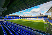 General view inside Portman Road ahead of the EFL Sky Bet League 1 match between Ipswich Town and AFC Wimbledon at Portman Road, Ipswich, England on 20 August 2019.