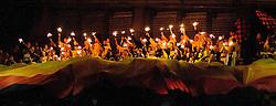31.10.2010, Eisstadion Liebenau, Graz, AUT, EBEL, Graz 99ers vs Vienna Capitals, im Bild ein Feature mit Fans der Capitals, EXPA Pictures © 2010, PhotoCredit: EXPA/ S. Zangrando