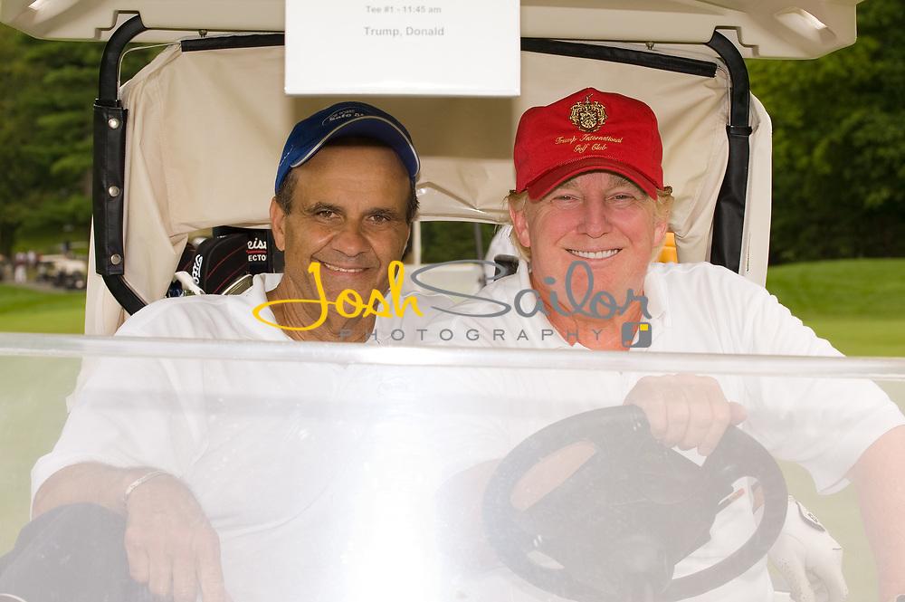 Joe Torre & Donald Trump