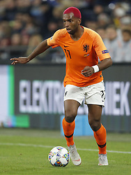 Ryan Babel of Holland during the UEFA Nations League A group 1 qualifying match between Germany and The Netherlands at the Veltins Arena on November 19, 2018 in Gelsenkirchen, Germany