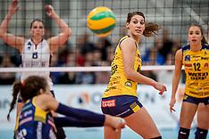 20171107 NED: CEV CL Sliedrecht Sport - Imoco Volley Conegliano, Sliedrecht