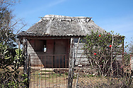 House in the Floro Perez area, Holguin, Cuba.