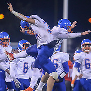 DIAA HIGH SCHOOL FOOTBALL DIVISION II STATE CHAMPIONSHIP GAME - FINAL: Delmar defeats Milford 14-7
