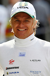 Motorsports / Formula 1: World Championship 2010, GP of Hungary, 19 Heikki Kovalainen (FIN, Lotus F1 Racing),