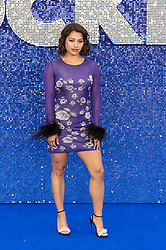 May 20, 2019 - London, England, United Kingdom - Vanessa White arrives for the UK film premiere of 'Rocketman' at Odeon Luxe, Leicester Square on 20 May, 2019 in London, England. (Credit Image: © Wiktor Szymanowicz/NurPhoto via ZUMA Press)