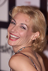 Ute Lemper arriving at The Royal Albert hall, for Elizabeth Taylor - A Musical Celebration, London, May 26, 2000. Photo by Andrew Parsons / i-images..