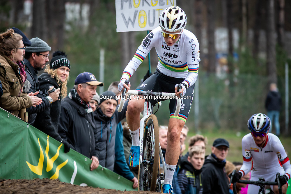 26-12-2019: Cycling: CX Worldcup: Heusden-Zolder: World champion Sanne Cant